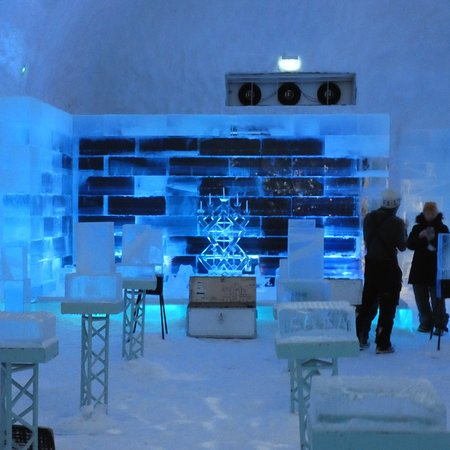 Icehotel Great Day Trip A Lot Of The Rooms Are Same But Half