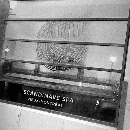 Scandinave spa vieux montreal for Spa scandinave montreal