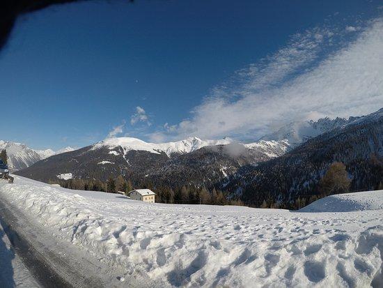 Valtelline Valley, إيطاليا: pannorama