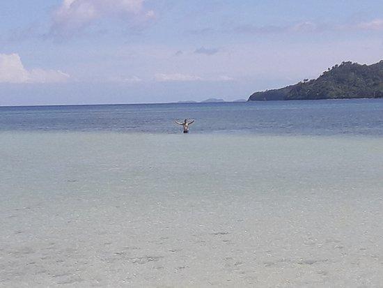 Masbate City, Φιλιππίνες: Buntod Santuary and Sand Bar