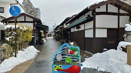 Nawate Shopping District: 繩手通