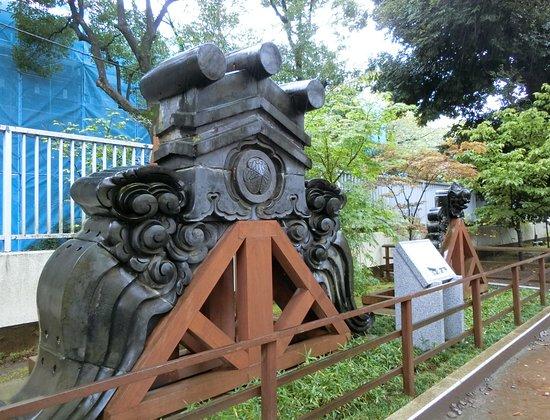 Old Hombo Omotemon Kompon Chudo Onigawara