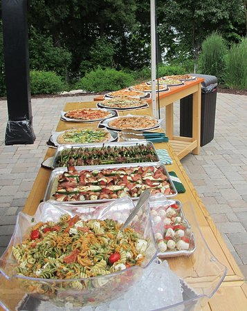 McGregor, MN: Let us cater your special event - weddings, graduations, anniversaries!