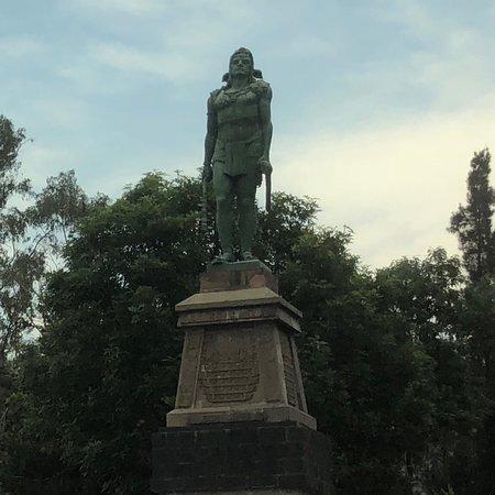 Monumento a los Indios Verdes