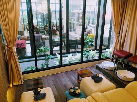 เดอะแลนเทิร์น รีสอร์ท ป่าตอง: Glow Spa@The Lantern Resorts