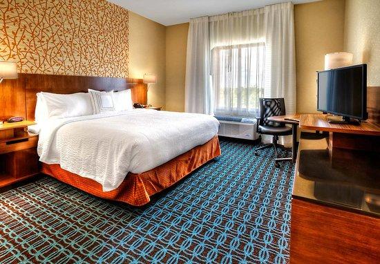 Yukon, OK: Guest room