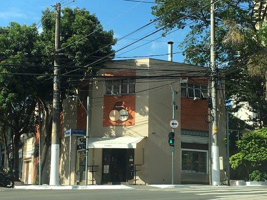 BOLO NAKED - Picture of Villa Terrazza, Sao Paulo - TripAdvisor