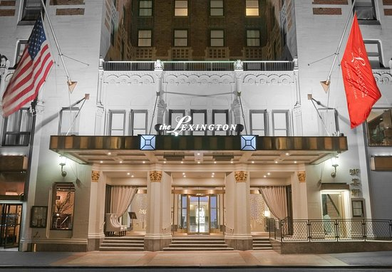 The Lexington Hotel, Autograph Collection: Stay in the heart of Midtown Manhattan near Rockefeller Center