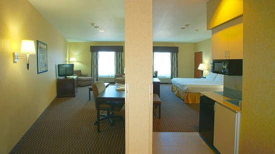 Holiday Inn Express & Suites Nampa at the Idaho Center: Suite