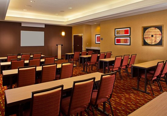 Meeting room - Picture of Courtyard New Orleans Metairie, Metairie ...