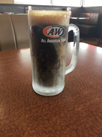 Aztec, NM: Root Beer