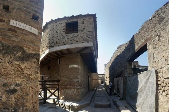 Half-Day Ancient Pompeii Tour from ...
