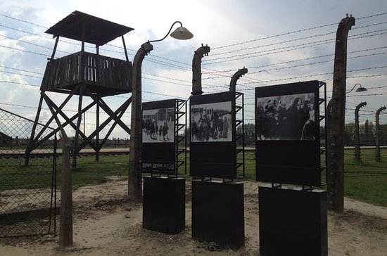 Auschwitz-Birkenau, Salzbergwerk...