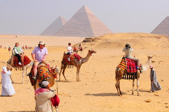 Full-Day Private Giza Pyramids...