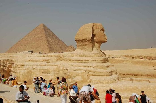 Private Cairo, Giza Pyramids and Sphinx Tour by Bus from Sharm...