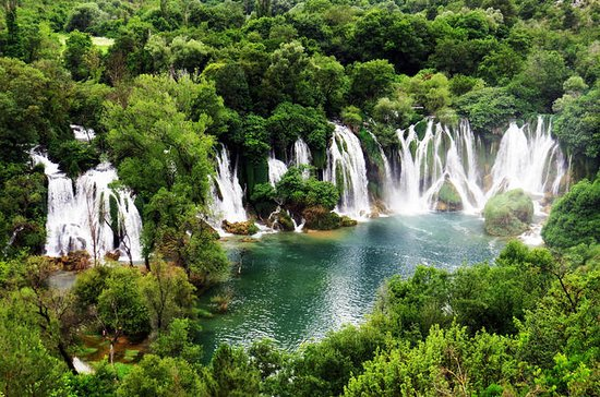 Mostar and Kravice Waterfalls...