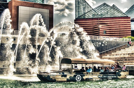 1-Hour Chattanooga Duck Boat Tour