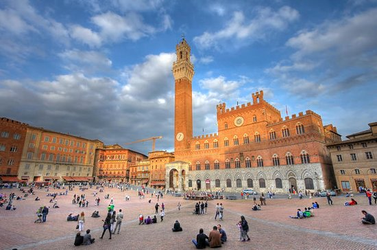 Full-Day Tuscany Wine Tasting, Siena ...