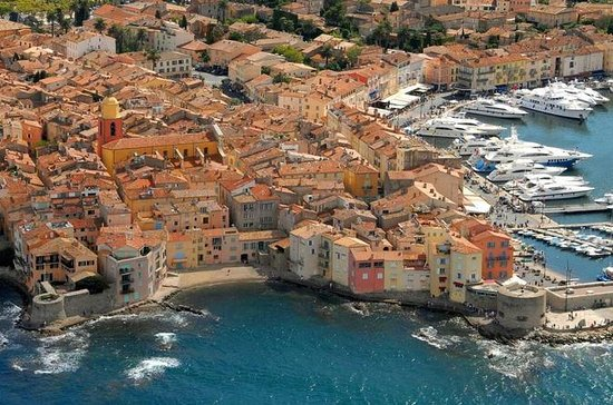Private Day-Trip to Saint Tropez from...