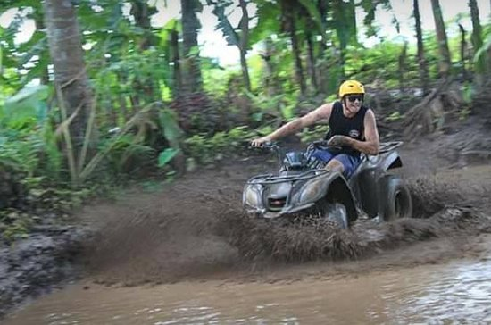 Ubud Ayung Rafting ATV Quad Bike...