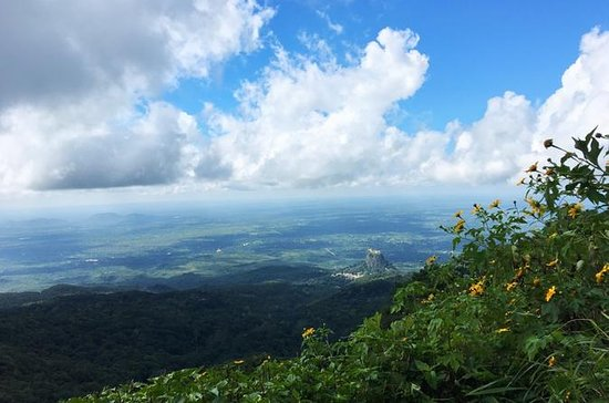 Trek and Visit to Popa Mountain