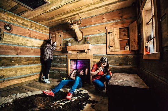 Gold Rush Escape Room in Chicago