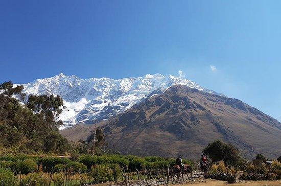 Salkantay Trek to Machupicchu 5 days