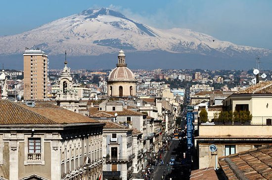 Sicily - from Messina or Palermo...