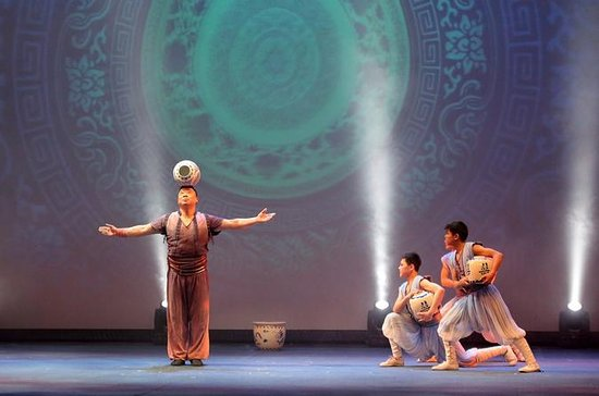 Shanghai Acrobatic Show Ticket with