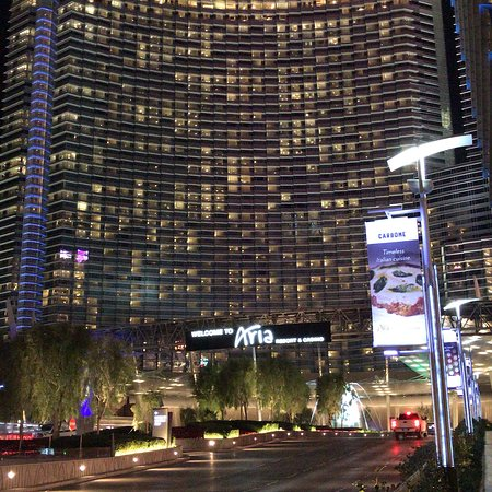 Aria Hotel Casino Picture Of Aria Resort Casino Las Vegas Tripadvisor