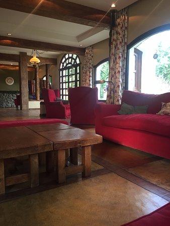 Kau Yatun Hotel & Estancia: lobby