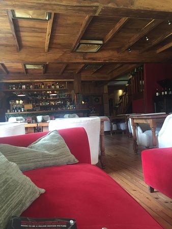 Kau Yatun Hotel & Estancia: lobby bar