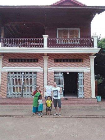 Banteay Srey Homestay: Building