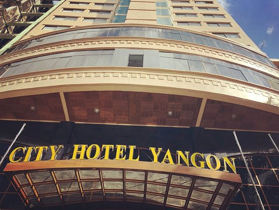 """""""City Hotel Yangon is a 99 rooms, 3-stars rated full service hotel in downtown Yangon""""."""