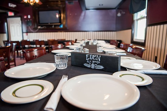 Eden, NY: Catered to fit your needs, our banquet are offers the right atmosphere regardless of the event
