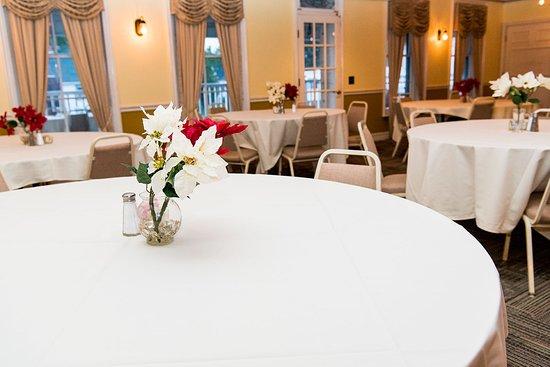 Akron, Estado de Nueva York: The picturesque event hall is ideal for your next event