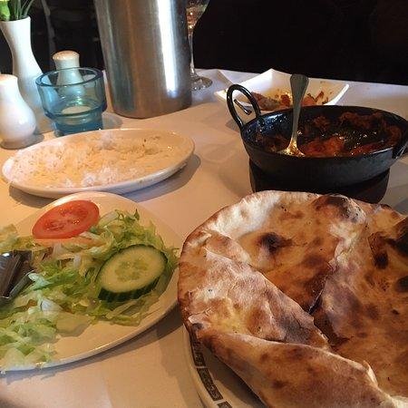 Agra Indian Restaurant King Street