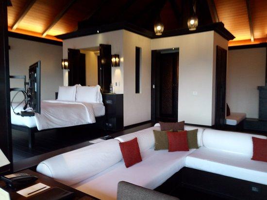 Taj Madikeri Resort \u0026 Spa Coorg: Villa interiors & Villa interiors - Picture of Taj Madikeri Resort \u0026 Spa Coorg ...