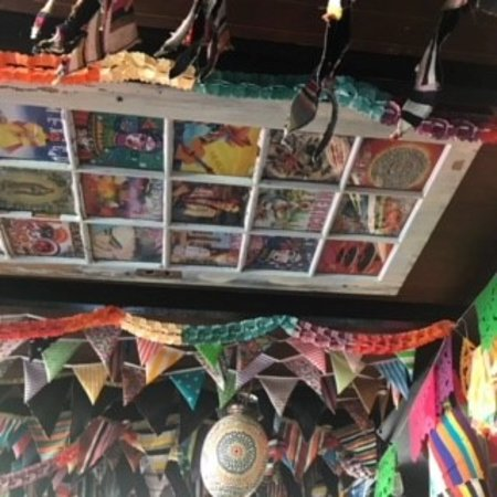 Kenilworth, Sydafrika: Inside ceiling decorations