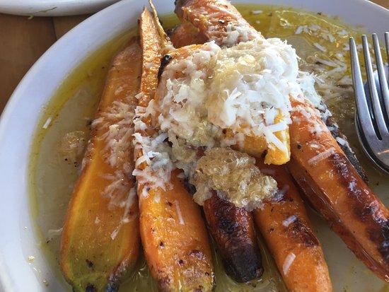 Ewingsdale, Australie : Farm Carrots