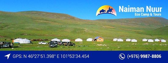 Ovorkhangai Province, Mongolei: Eco Tourist Camp & Louer un Cheval