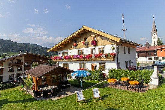 St. Jakob in Haus, Österreich: Sommer Pension Hauser