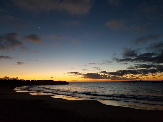 Port Elliot, أستراليا: Dawn dolphin watching #BIG4portelliotholidaypark
