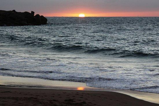 Port Elliot, أستراليا: Horseshoe Bay looking for dolphins at dawn #BIG4portelliotholidaypark