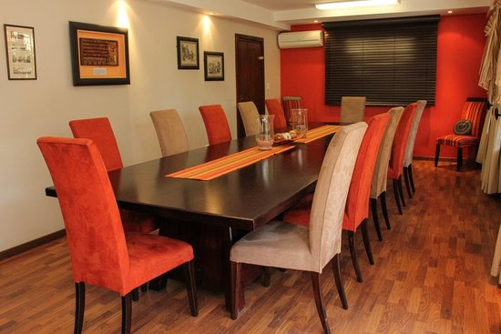29 on St James Colonial Guest Lodge: The Boardroom