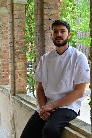 Charols, Francia: Chef Jérémy Lapouge