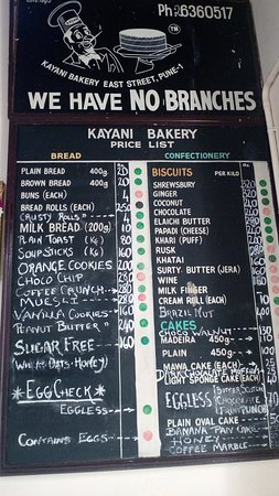 Kayani Bakery: Shrewsbury