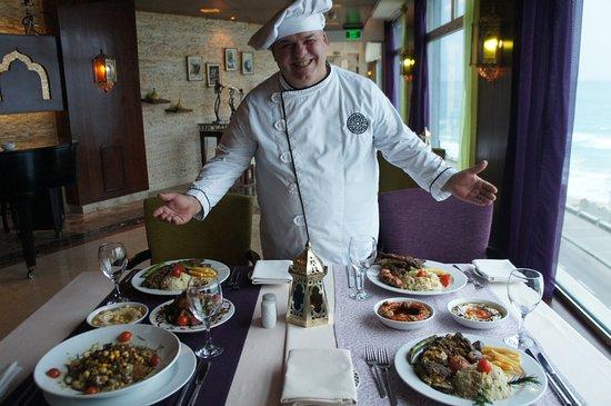 Sinature Lebanese Grills