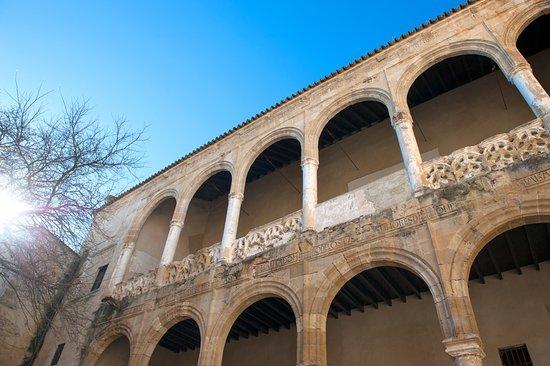 Bornos, Spain: Castillo Palacio de los Ribera Siglo XVI B.I.C