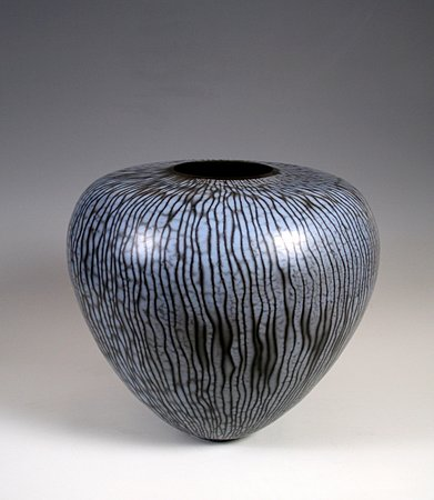 Ab OVO Gallery : Object in ceramic by Roland Summer